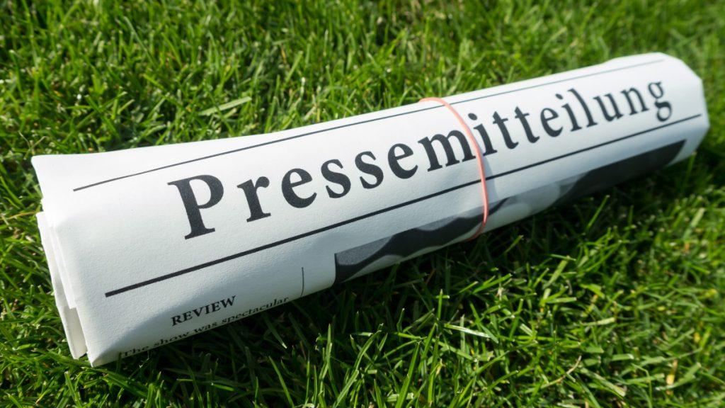 Neuigkeiten aus der Presse 21.08.2020